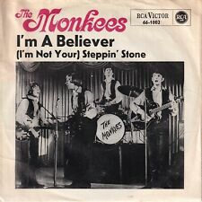 7inch THE MONKEES i'm a believer GERMAN EX+/EX (S3309)