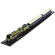 ATLAS EDITIONS 1:220 - REF.NO.KB05 TRAIN BLEU STATIC GREAT TRAINS OF THE WORLD
