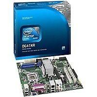 Intel Desktop Board BOXDG41KR MicroATX LGA775