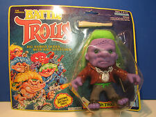 Franken Troll - Battle Trolls Troll Doll - New In Package