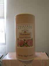 Crabtree & Evelyn Classic Rosewater Carpet Refresher Deodorizer~10.6oz Shaker