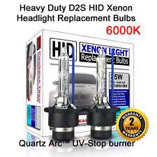 6000K Heavy Duty D2S BMW Mini Mercedes-Benz OEM HID Headlight Replacement Bulbs