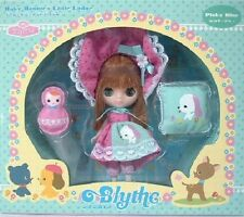 New Takara Tomy Petit Blythe Doll Baby Ponies Little Lodge