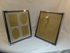 Felco Wooden Picture Frames Lot of 2