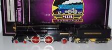 MTH 10-1123-1 Black Std. Gauge Tinplate #1134 Ives Steamer