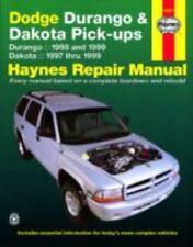 Haynes  Dodge Durango and Dakota Pick-Ups 30021-Durango 98-99, Dakota 97-99