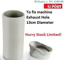 """Portable Air Conditioner Parts Outlet Gob + Hose Pipe Tube 13cm/5.2"""" x 180cm"""