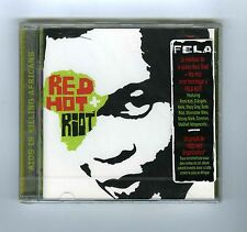 CD (NEW) RED HOT+ RIOT THE MUSIC AND SPIRIT OF FELA KUTI