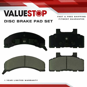 Front Ceramic Brake Pads for Buick and Cadillac