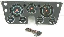 OER Instrument Panel Gauge Cluster Set 5,000 RPM Tach 1967-1968 Chevy/GMC Truck