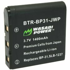 Wasabi Power Battery for Sigma BP-31