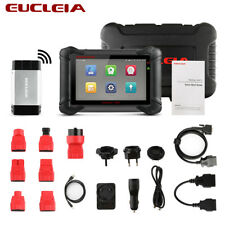 EUCLEIA S8M Diagnostic Tool OBD2 Full System Scan ABS SRS TPMS EPB Oil Reset