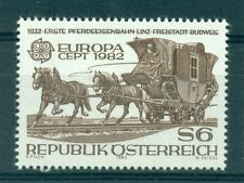 EUROPA CEPT - AUSTRIA 1982 History