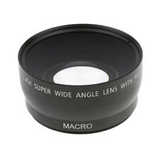 58mm 0.45x Wide Angle Lens with Macro for Canon Nikon Sony Digital Cameras