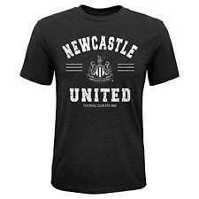 World Cup Soccer Newcastle United Youth Boys Short Sleeve Traditional Tee XLarge