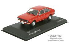 Volkswagen VW Passat B1 - Baujahr 1973 - rot - 1:43 - IXO WHITEBOX  WB 261
