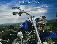 2008 HARLEY-DAVIDSON CVO FLHRSE4 ROAD KING BROCHURE -SCREAMIN EAGLE FLHRSE