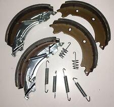 Caraven  KNOTT Brake Shoes Axle Set / Springs - 200 X 50  - 4010002N -1580