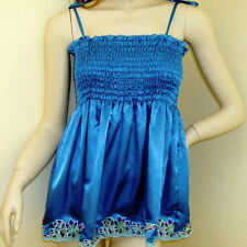 Women's Polyester Strappy, Spaghetti Strap Tops & Shirts ,no Multipack