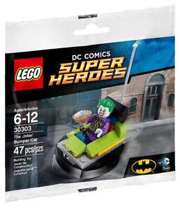 LEGO Super Heroes DC - The Joker Bumper Car - 30303 - Batman - New Polybag