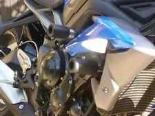 TRIUMPH Street Triple 675 07-17 marco deslizadores Crash setas reduce frontal R7E4
