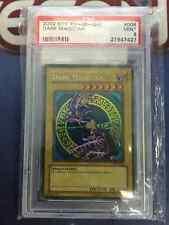 Yugioh Dark Magician PSA Graded 9 SDY-006 Unlimited Ultra Rare Near Mint Fast Sh