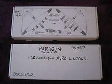 PARAGON 1:48 AVRO LINCOLN CONVERSION SET #4857 resin parts for TAMIYA LANCASTER