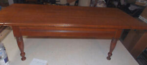 Mid Century Solid Cherry Coffee Table by Pennsylvania House  (CT177)