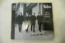 """THE BEATLES""""LIVE AT THE BBC- CD DOUBLE+BOOK Apple 2013"""""""