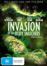 Invasion Of The Body Snatchers (DVD, 2014)