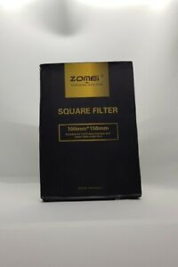 Zomei 100*150mm Full Grey ND2 Filter Neutral Density Full Filter Square Z-PRO