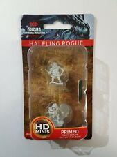 Halfling Rogue (Male) - D&D - Wizkids Nolzurs Marvelous Miniatures
