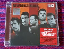 New Kids On The Block ~ The Block ( Malaysia Press ) Cd