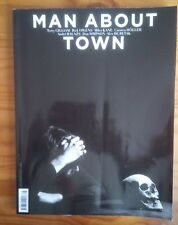 MAN ABOUT TOWN  AW 2009  by VISUAL TALENT - H/B- 2009- £3.25 UK POST