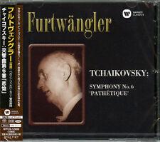 WILHELM FURTWANGLER-TCHAIKOVSKY: SYMPHONY NO.6-JAPAN SACD HYBRID G35