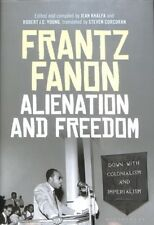 Alienation and Freedom, Hardcover by Fanon, Frantz; Khalfa, Jean (EDT); Young...