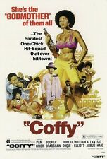Coffy Poster mit Gratisposter