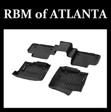 Genuine Mercedes Benz All Weather Floor Liners 13-16 GL & 12-'16 GLE ML W166