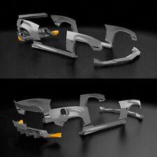 Splitters LION'S KIT for rear bumper CHEVROLET CAMARO V SS, ZL1, Z/28 (09-16)