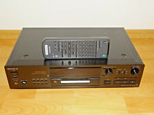 Sony MDS-JB920 High-End MiniDisc Recorder in Schwarz, inkl. FB, 2 Jahre Garantie