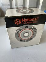 Wheel Bearing and Hub Assembly Front National 513179 New