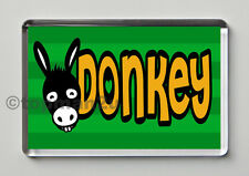New, Quality Fridge Magnet - Donkey (Big Dick) - Suggestive & Cheeky Gift Idea
