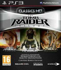 PS3 Tomb Raider Trilogy HD
