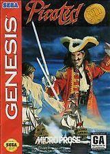 Pirates Gold (Sega Genesis, 1993)