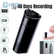 8/16/32G Mini Digital Spy Audio Voice Recorder Dictaphone Recording Device UK
