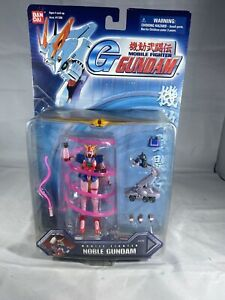 Bandai G Gundam Mobile Fighter Noble Gundam Action Figure MOC SEALED NEW