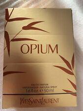 Parfum femme Opium YSL. 50 ml