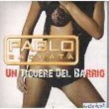 Pablo Bachata Un tiguere del Barrio (3 mixes, cardsleeve) [Maxi-CD]