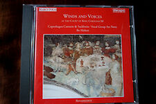 Winds and Voices at the Court of King Christian 3 Vocal Group Ars Nova Holte **