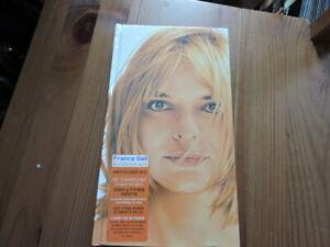 france gall : évidemment - anthologie 3cd - coffret neuf s/blister ( 2004 )